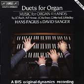 Duets for Organ / Hans Fagius, David Sanger