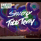 Todd Terry: Strictly: Unmixed