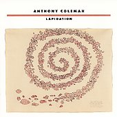 Anthony Coleman (Piano/Keyboards): Anthony Coleman: Lapidation