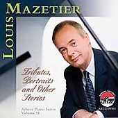Louis Mazetier: Tributes, Portraits and Other Stories *