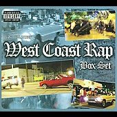 Various Artists: West Coast Rap Boxset [Box] [PA]
