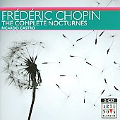Chopin: Complete Nocturnes / Castro