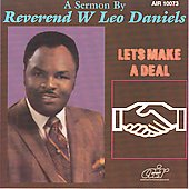 Rev. W. Leo Daniels: Let's Make a Deal