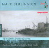 Ireland: Piano Music Vol 1 / Mark Bebbington