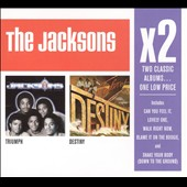 The Jackson 5: Triumph/Destiny
