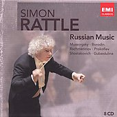 Russian Music / Sir Simon Rattle