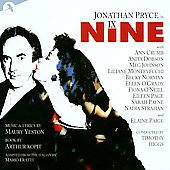 Original London Cast/Jonathan Pryce: Nine [London Concert Cast Recording]