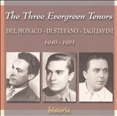The Three Evergreen Tenors