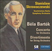 Bartók: Concerto for Orchestra; Divertimento for String Orchestra