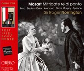 Mozart: Mitridate re di Ponto