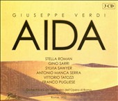 Giuseppe Verdi: Aida