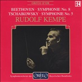 Beethoven: Symphonie No. 8; Tschaikowsky: Symphonie No. 5