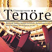 Various Artists: Unvergessene Tenure