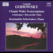 Leopold Godwosky: Piano Music Vol. 9 - Chopin Waltzes