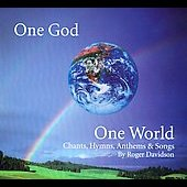 Roger Davidson: One God, One World [Digipak]