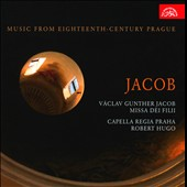 Music From Eighteenth Century Prague: Jacob