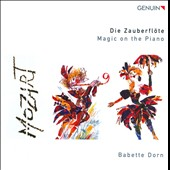 Die Zauberflote: Magic On The Piano