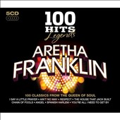 Aretha Franklin: 100 Hits Legends: Aretha Franklin