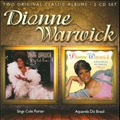 Dionne Warwick: Sings Cole Porter/Aquarela do Brasil