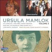 The Music of Ursula Mamlok, Vol. 3 / Phyllis Bryn-Julson, Harvey Sollberger