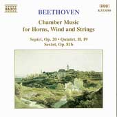 Beethoven: Chamber Music for Horns, Winds and Strings