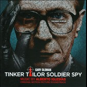 Alberto Iglesias: Tinker Tailor Soldier Spy, soundtrack
