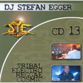 DJ Stefan Egger: World Movement CD 13