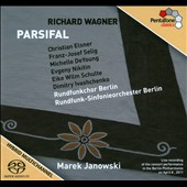 Wagner: Parsifal / Elsner, Selig, DeYoung, Nikitin, Schulte, Ivashchenko