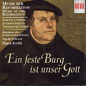 Ein feste Burg ist unser Gott - Music of the Reformation