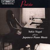 Poésie - Yukie Nagai plays Japanese Piano Music
