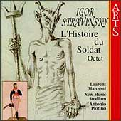 Stravinsky: L'Histoire du Soldat, Octet / New Music Studium
