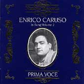 Prima Voce - Caruso in Song Vol 2