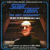 Ron Jones (Composer/Conductor): Star Trek: The Next Generation, Vol. 2 - The Best of Both Worlds, Pts. 1-2