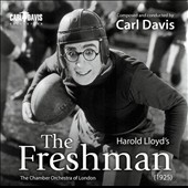 Carl Davis: The Freshman, based on the film by Harold Lloyd / London CO
