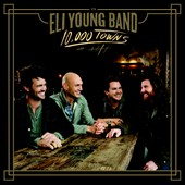 Eli Young Band: 10,000 Towns