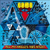Cyne: All My Angles Are Right [Digipak]