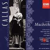 Callas Edition - Verdi: Macbeth / De Sabata, Mascherini, etc