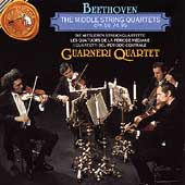 Beethoven: Middle String Quartets / Guarneri Quartet