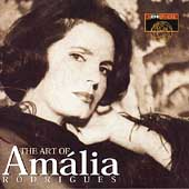Amália Rodrigues: Art of Amalia [Blue Note]