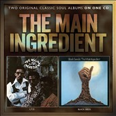 The Main Ingredient: L.T.D./Black Seeds [Bonus Tracks] *
