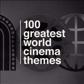City of Prague Philharmonic Orchestra/The City of Prague Philharmonica Orchestra: 100 Greatest World Cinema Themes [Box]