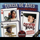 Various Artists: Tercia de Ases: Idolos Rancheros!