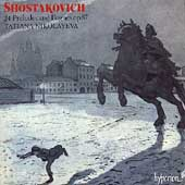Shostakovich: 24 Preludes and Fugues / Tatiana Nikolayeva
