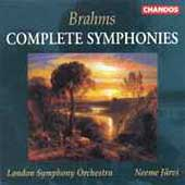 Brahms: Complete Symphonies / Neeme Järvi, London SO