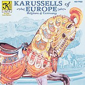Karussells of Europe - Belgium & Germany