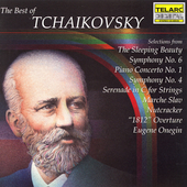 The Best of Tchaikovsky / Mackerras, Zinman, Slatkin, et al