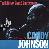 Candy Johnson (Sax): Freight Train