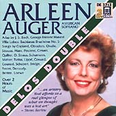 Delos Double - Arleen Auger - American Soprano
