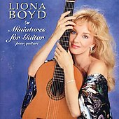 Liona Boyd - Miniatures for Guitar