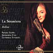 Bellini: La Straniera / Gracis, Scotto, Trimarchi, et al